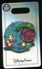 Chip n Dale Holiday Ornament Disney Pin