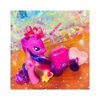 ❤️My Little Pony Brushable Wave 1 Princess Twilight Sparkle G4 Single FIM❤️