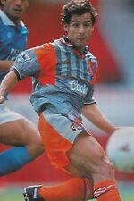 Football Photo>GAVIN PEACOCK Chelsea 1994-95