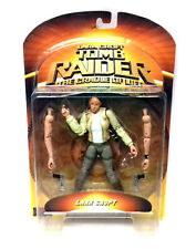 "LARA CROFT TOMB RAIDER 6"" Toy video Game Movie figure, Great likeness of Jolie"