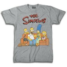 The SIMPSONS FAMILY COUCH T-SHIRT  XX-LARGE (2XL) NEW