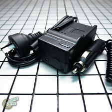 D-Li92/DLi92 Battery AC/Car Charger for PENTAX Optio RZ10 WHITE/I-10/RZ18