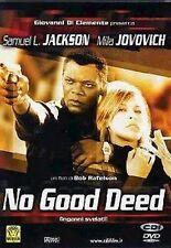 DvD NO GOOD DEED Samuel L.Jackson ......NUOVO