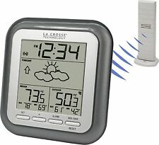 WS-9133TWC-IT La Crosse Technology Wireless Forecast Weather Station TX37U-IT
