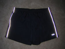 Champion Reflective SHORTS Women's Size XL Navy NEW/NWT