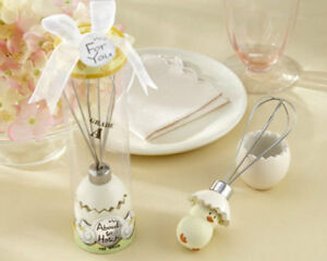 About to Hatch Egg Whisk Baby Shower Favors