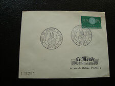 FRANCE - enveloppe 16/7/1961 (cy23) french (A)
