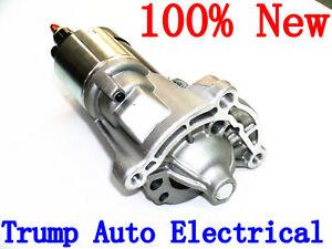 Starter motor for Peugeot Peugeot 206 2A 2C 2D engine TU5JP 1.6L 99-07
