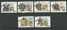 1993 National Parks Part set of 6 Complete CTO