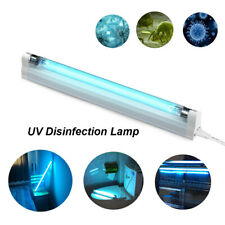 Ultraviolet Germicidal Tube Lights UV 8W Ozone Disinfection Lamp UVC Sterilizer