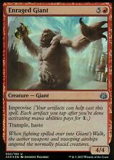 Enraged Giant foil | nm/m | Aether revolt | Magic mtg