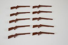playmobil western set of 10 Gewehr, geweer, τουφέκι, carabine, rifle, wild west