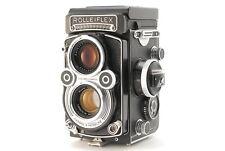 【MINT】Rollei Rolleiflex 3.5F TLR Planar 75mm f/3.5 Lens From JAPAN