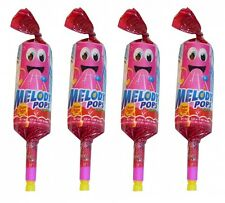 Bulk Lot 24 x Chupa Chups Melody Pops Lollipops Pop Whistle Sweets Party Favors