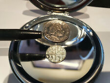 More details for rare 5p coin from circulation error misprint 90 degree angle - dated 2014