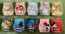 New SCENTSY DISNEY & MARVEL WAXES, Current and Retired, Pick Your Own Scent