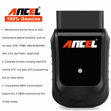 Ancel X5 Professional All System Scanner OBD2 ABS SRS DPF EPB Reset Scan Tool