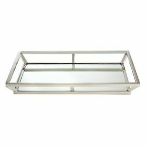 Leeber Large Beam Mirrored Tray