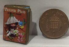 Dolls House Miniature Victoria Plum Book 1:12th scale l - Pictured