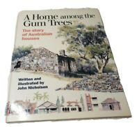 Unusual book about the history of Australian houses from aboriginal & settlement