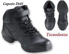 Scarpe da Ballo Suola spezzata Dance Sneakers Cod.ds01 CAPEZIO 9 per chi Calza 39 Nero