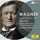 Wagner: Orchestral Music; Arias, Bryn Terfel, Berliner Philharmon, Audio CD, New