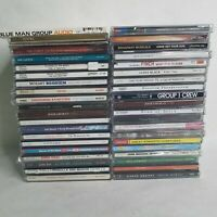 LOT OF 41 MUSIC CDs Lot Batch - Rock/Classical/Jazz/Variety/Country Resellers