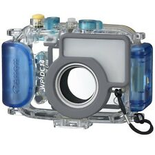 SCUBA DIVING - 100% NEW CANON WATERPROOF CASE WP-DC14 for SD750 IXUS 75 IXY 90