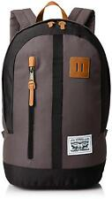 Levi's Mad City Backpack Tower Grey Black 9A6762-G28 Book Laptop School Bag