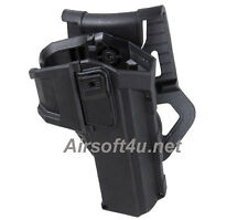 Blackcat Universal flashlight Holster in Black for Marui or WE-G17,18,34 GBB
