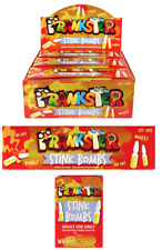 3 x Stink Bombs Bomb Joke Shop Smell Fart Joke Prank Rotten Eggs NEW