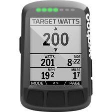 NEW ELEMNT BOLT GPS Bike Computer Black GPS Limited Edition Wahoo