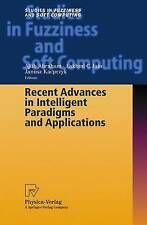 NEW Recent Advances in Intelligent Paradigms and Applications