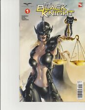 The Black Knight #1 Cover D Zenescope Comic GFT NM Quah