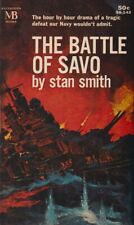 The Battle of Savo by S. Smith (PB, 1st Ed., 1962) Savo Is, US Cruisers WWII