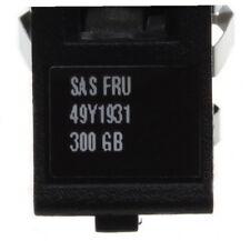 """IBM 300 GB 2,5"""" SAS Festplatte @10k für IBM EXP2524 // FRU: 49Y1931"""