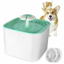 2000ml  Pet Bebedero Fuente Agua Para Beber Mascotas Perro Gato Pets mini AC220V