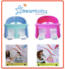 ❤ Dreambaby Bath Seat Pink / Blue Fold Away Baby Newborn Infant Supportive Back❤