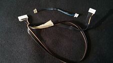 Samsung UE22D5003BW internal power cable + inverter cable. See photo