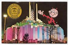 REDDY KILOWATT,TOTAL ELECTRIC~TOWER OF LIGHT,NEW YORK WORLD'S FAIR,NT 1964-65