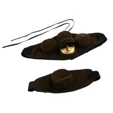 2pcs Adjustable Smokeless Moxibustion Belt with 4pcs Moxa Heat Pack Boxes