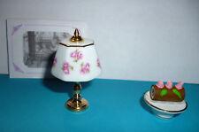 Reutter porzellan miniatures-valentiskuchen kuchenset