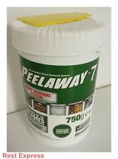 Peel Away 7 Paint Stripper Remover System 750g - Peelaway Paste with Blanket