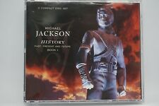 Michael Jackson - History  2xCD Album (Promo Copy) (Gold Disc Edition)