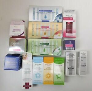 BIOCURA Beauty / Cremes / Anti Aging /  Augencreme/ Serum Tag & Nachtcreme