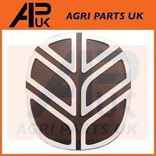 Fiat Agri Tractor Rear Mudguard Badge Emblem Logo Ford New Holland Plastic