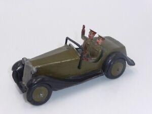 Vintage British Army Staff Car Re-cast (B)