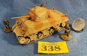"WW2 Corgi 1:50 Die-cast Sherman tank ""Toro"" Pacific Theatre"