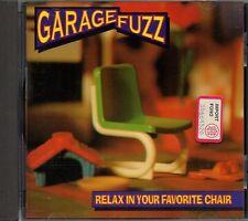 GARAGE FUZZ - RELAX IN YOUR FAVORITE CHAIR - CD (OTTIME CONDIZIONI)