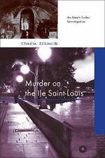 NEW - Murder on the Ile Saint-Louis (Aimee Leduc Investigations, No. 7)